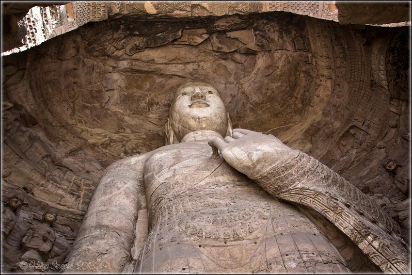 Yungang-Grotten #2