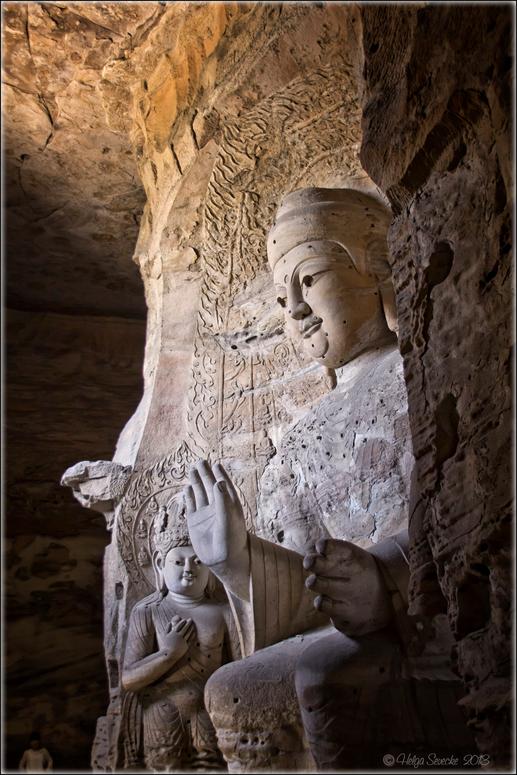 Yungang-Grotten