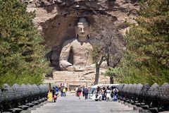 Yungang-Grotten #3