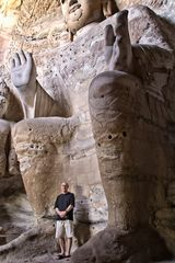Yungang-Grotten #4