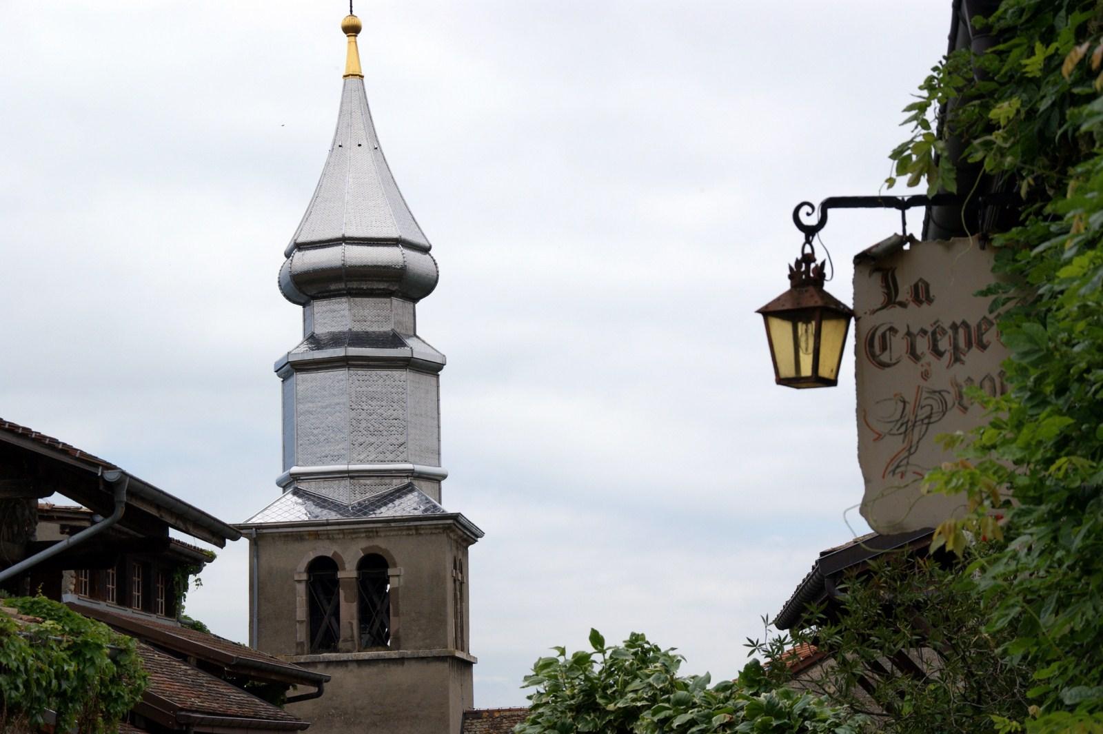 YVOIRE (Haute-Savoie) -France-
