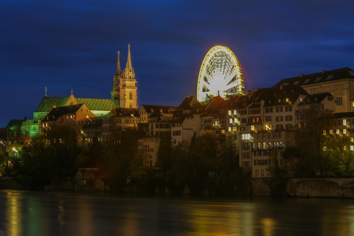 Z Basel an mim Rhy...