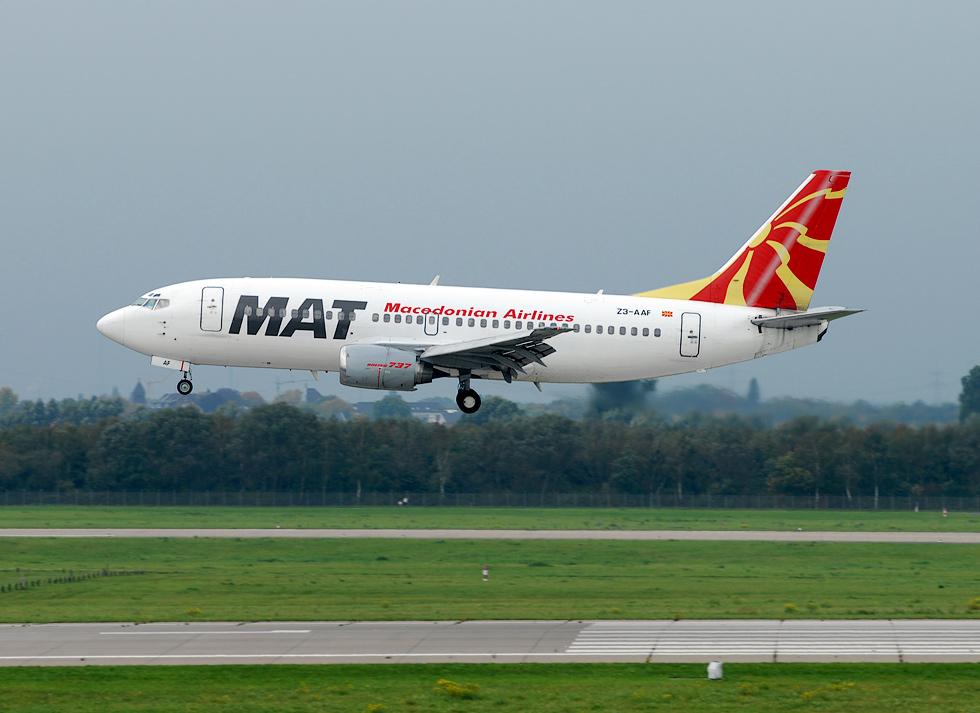 [Z3-AAF] MAT [737-3B7]