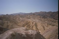 Zabriskie Point - Death Valley NM - California/Nevada