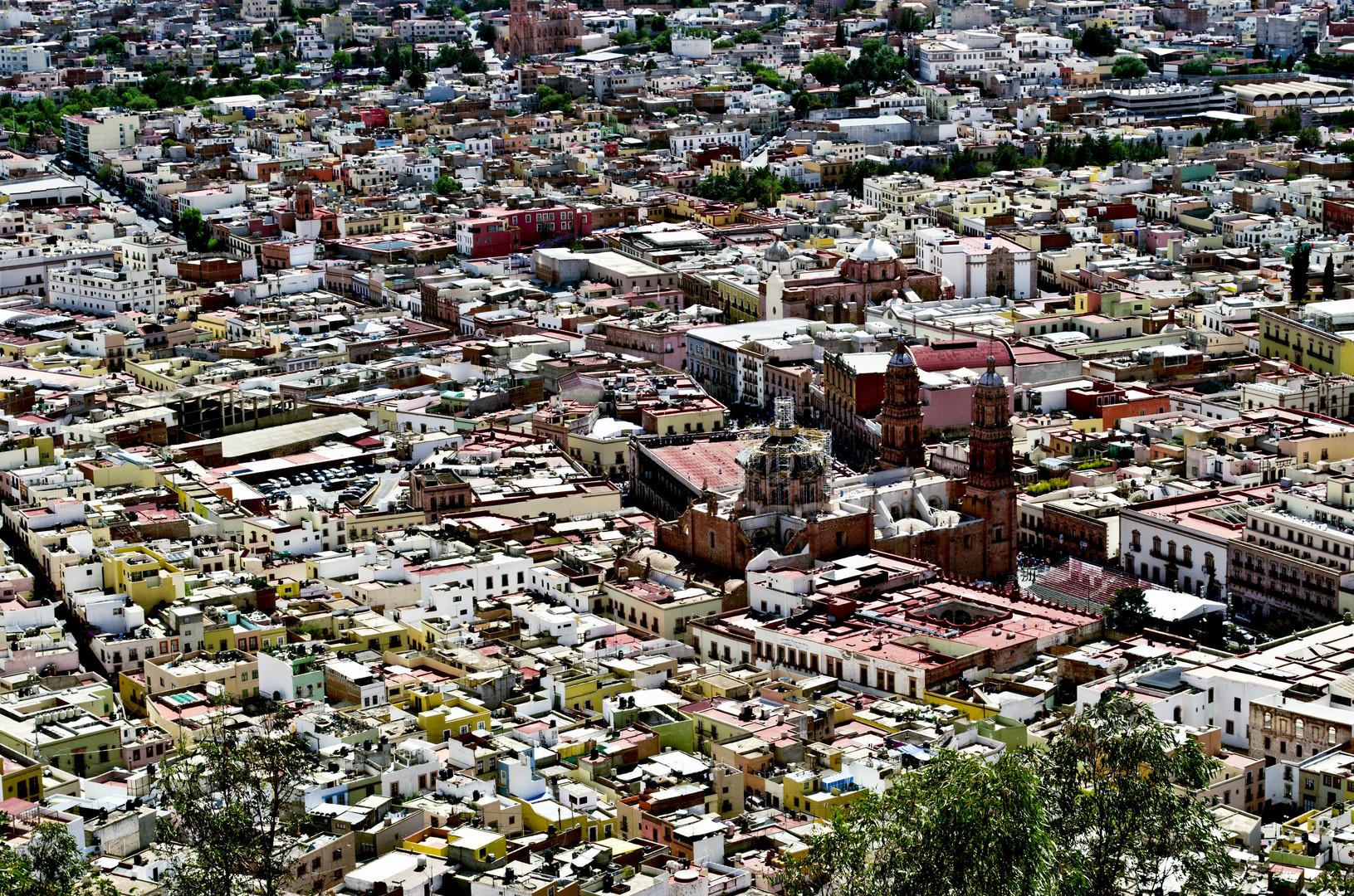Zacatecas, Zacatecas.