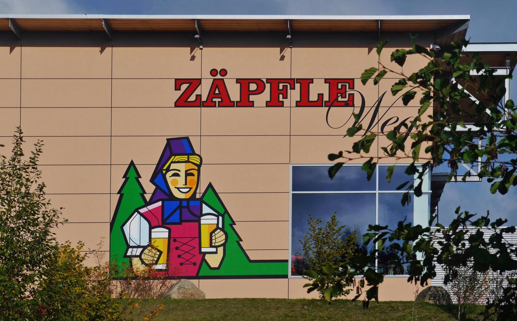 """"""" Zäpfle - Weg """""""