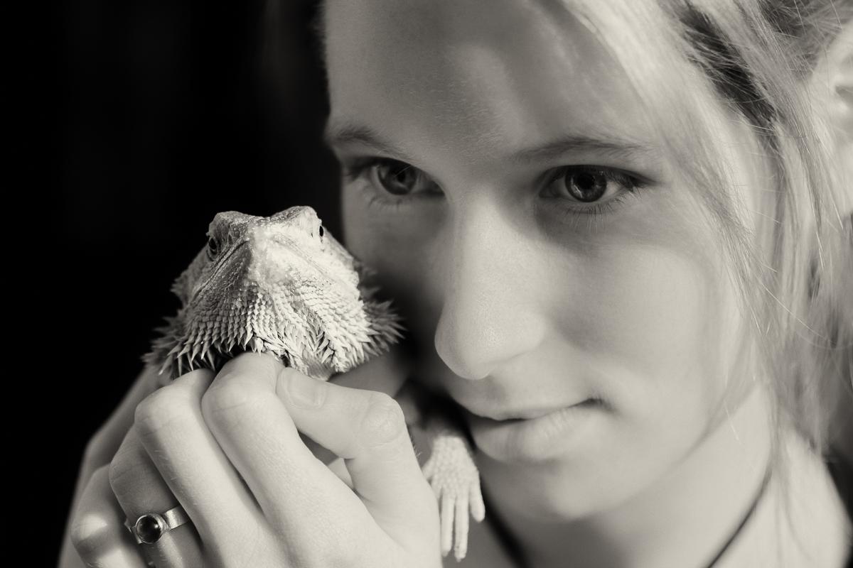 Zärtlichkeit Foto & Bild | tiere, monochrom, bearbeitungs
