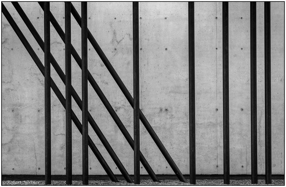 Zaha Hadid: Fire Station - Detail