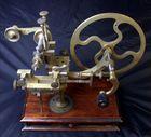 Zahnrad Fräsmaschine (vor 1900)