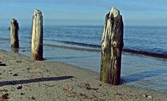 Zahnstocher für den Riesen aus dem Meer