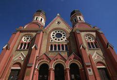 Zalaegerszeg -Synagoge
