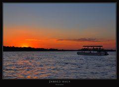 Zambesi Sunset