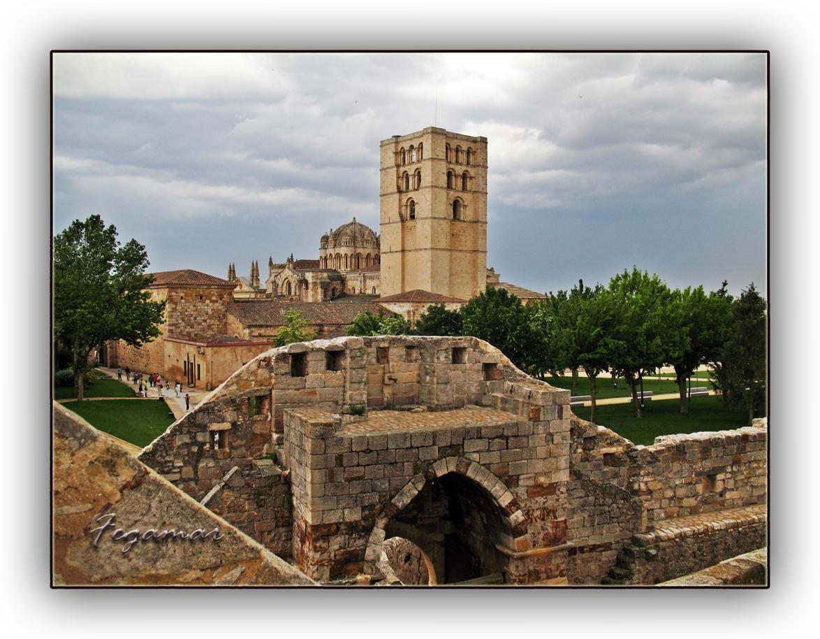 Zamora. Catedral.