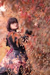 Zana im Herbst II