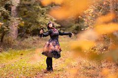 Zana im Herbst III