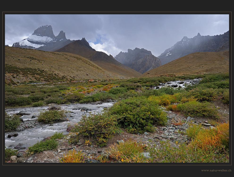 Zanskar oder Patagonien?