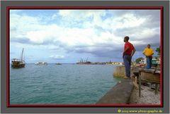 Zanzibar 2001 - The Jamituri Gardens - Stone Town