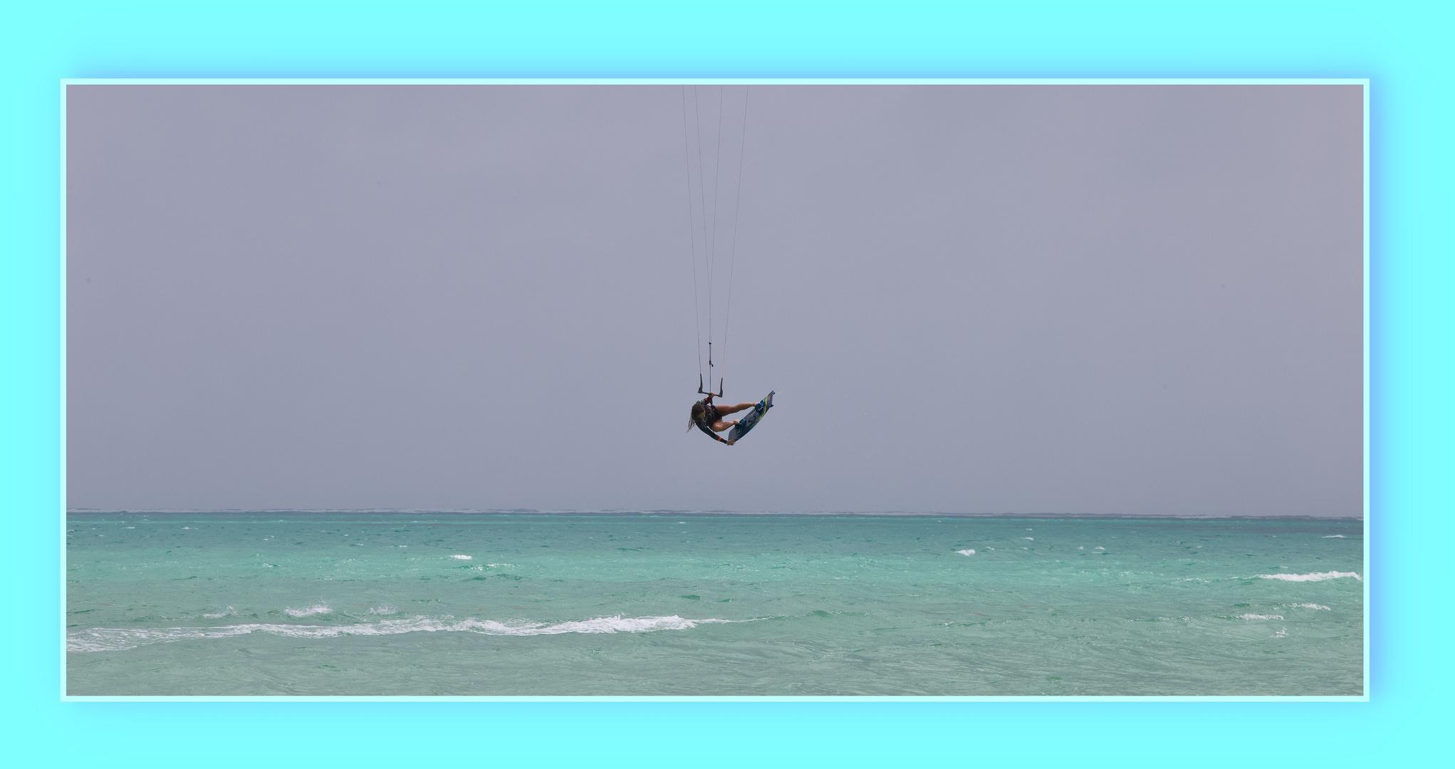 Zanzibar, Paje Beach
