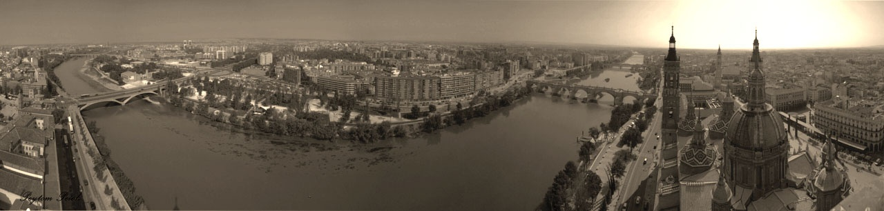 Zaragoza, a sus pies 2.