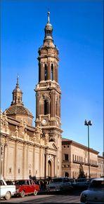 Zaragoza. Catedral de N.S. del Pilar.