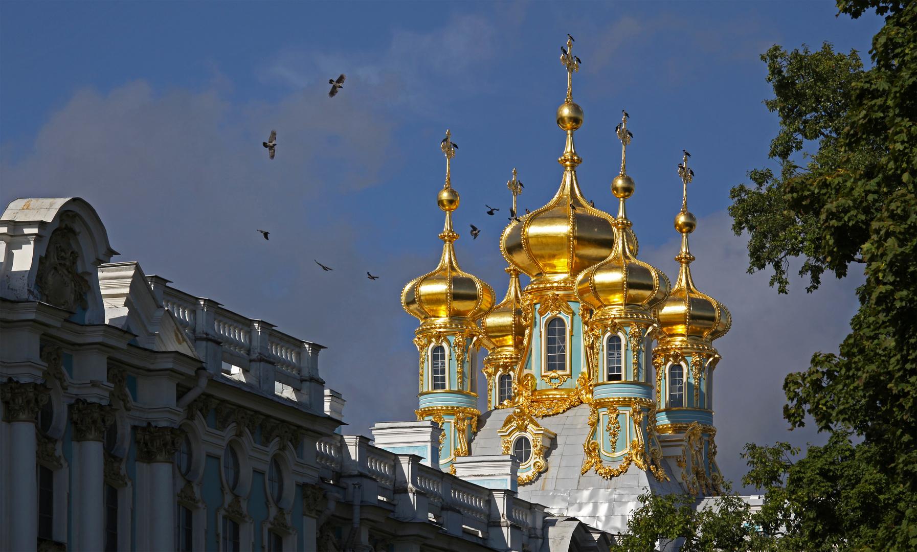 Zarskoje Selo bei Sankt Petersburg
