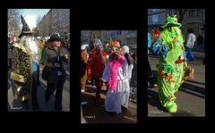 Zauber - Blumenfrau - tolle Hüte