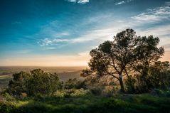 Zauberhaftes Licht über Mallorca