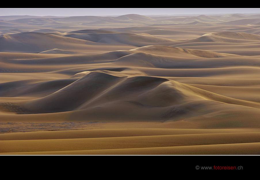 Zauberhaftes Sandmeer