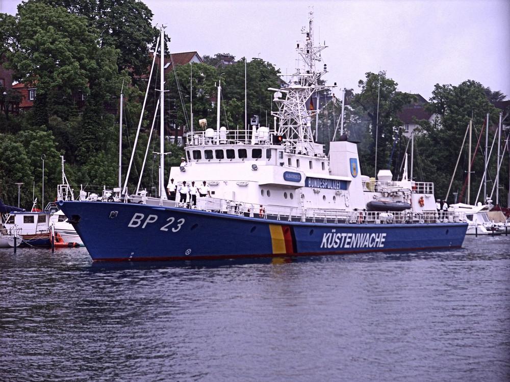 Küstenwache Zdf