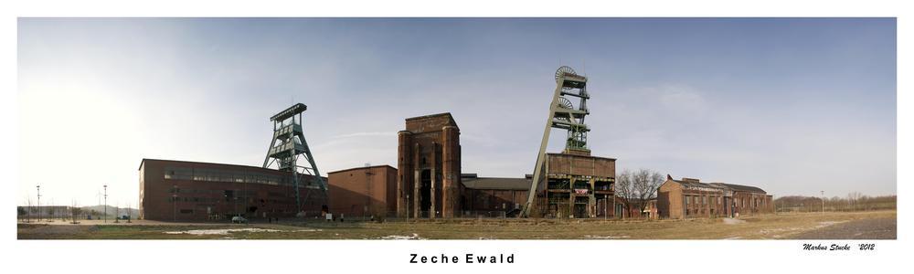 Zeche Ewald -4-