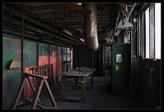 Zeche Ewald - die Werkstatt des Herrn K. ;-))