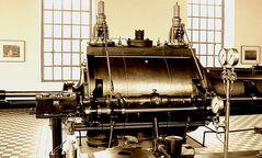 Zeche Nachtigall - Dampfmaschine Detail 1