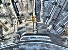 Zeche Nachtigall - Dampfmaschine Detail