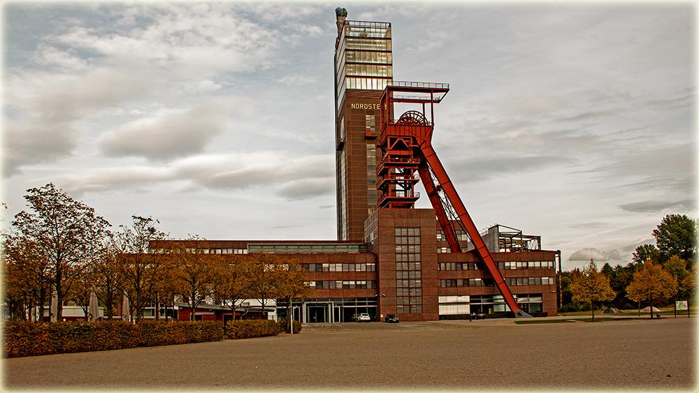 Zeche Nordstern in Gelsenkirchen