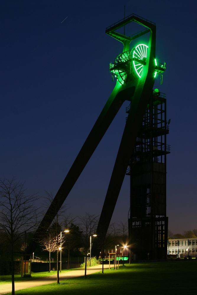 Zeche Recklinghausen II Schacht IV