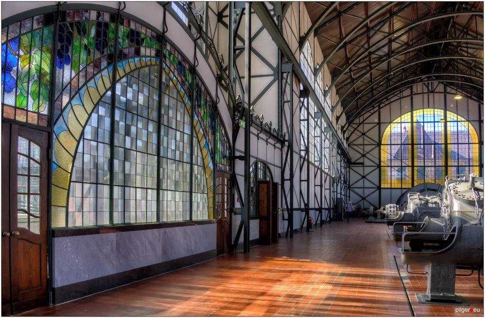 Zeche Zollern - Maschinenhalle