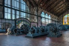Zeche Zollern, Maschinenhalle I
