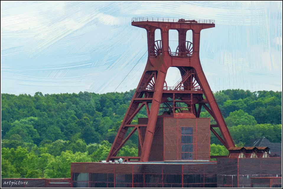 Zeche Zollverein 1