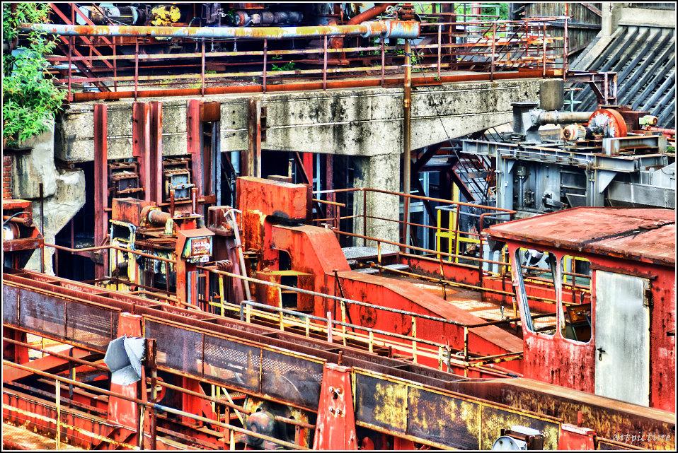 Zeche Zollverein 4