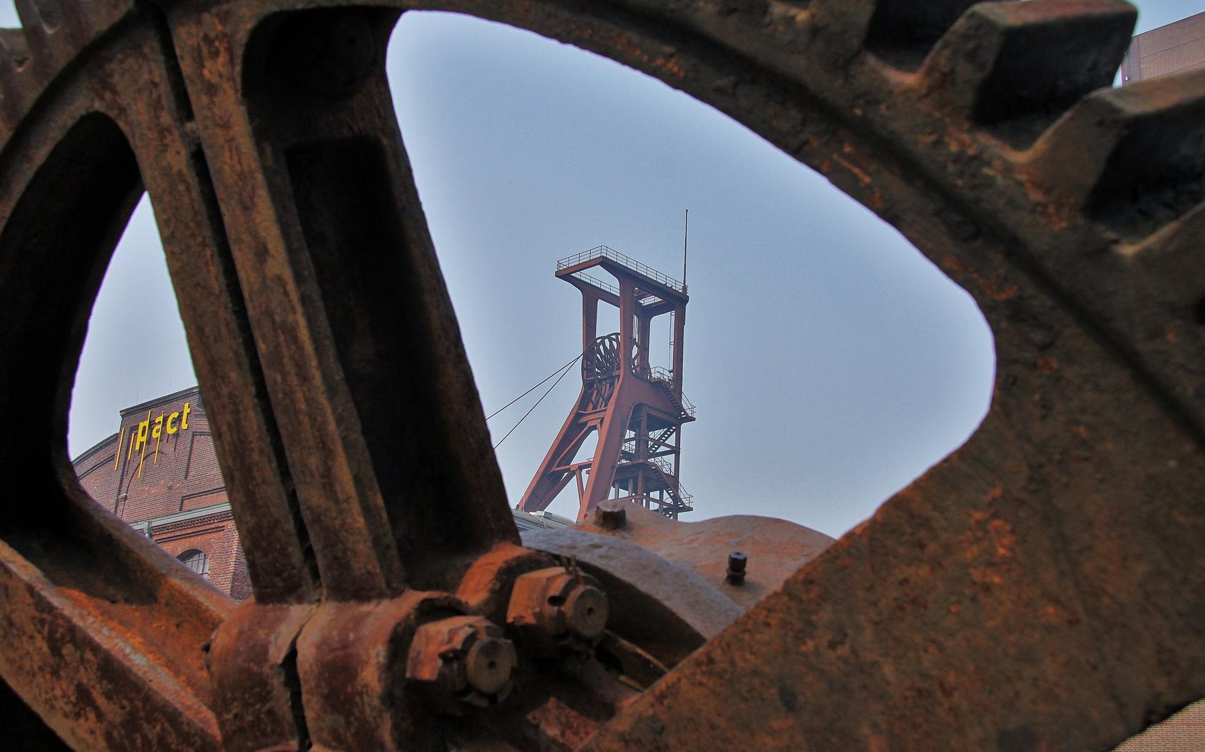 Zeche Zollverein...
