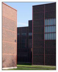 Zeche Zollverein - Hausnummer 6
