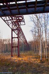 Zeche Zollverein in Essen,
