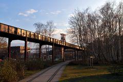 Zeche Zollverein in Essen,....