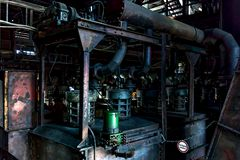 Zeche Zollverein in Essen ..,.