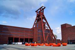 Zeche Zollverein in Essen. Weltkulturerbe :-)