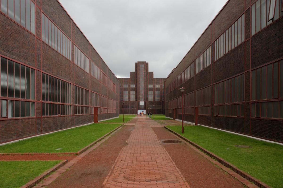 ~ Zeche Zollverein IV ~