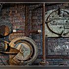 Zeche Zollverein - Technikdetail