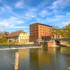 Zeddenbacher Mühle bei Freyburg