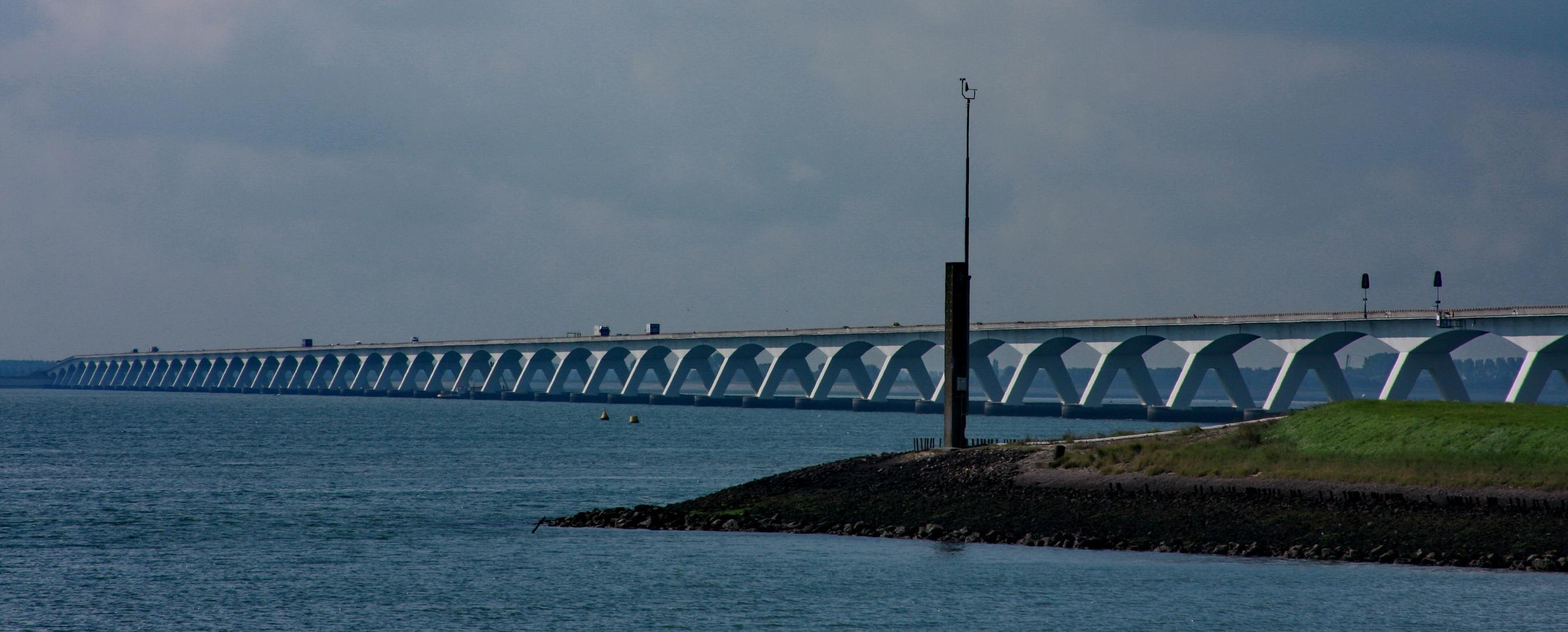 Zeeland - Brücke