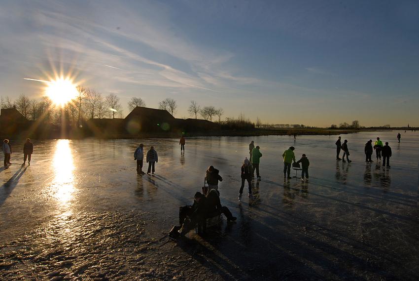 Zeeland on Ice